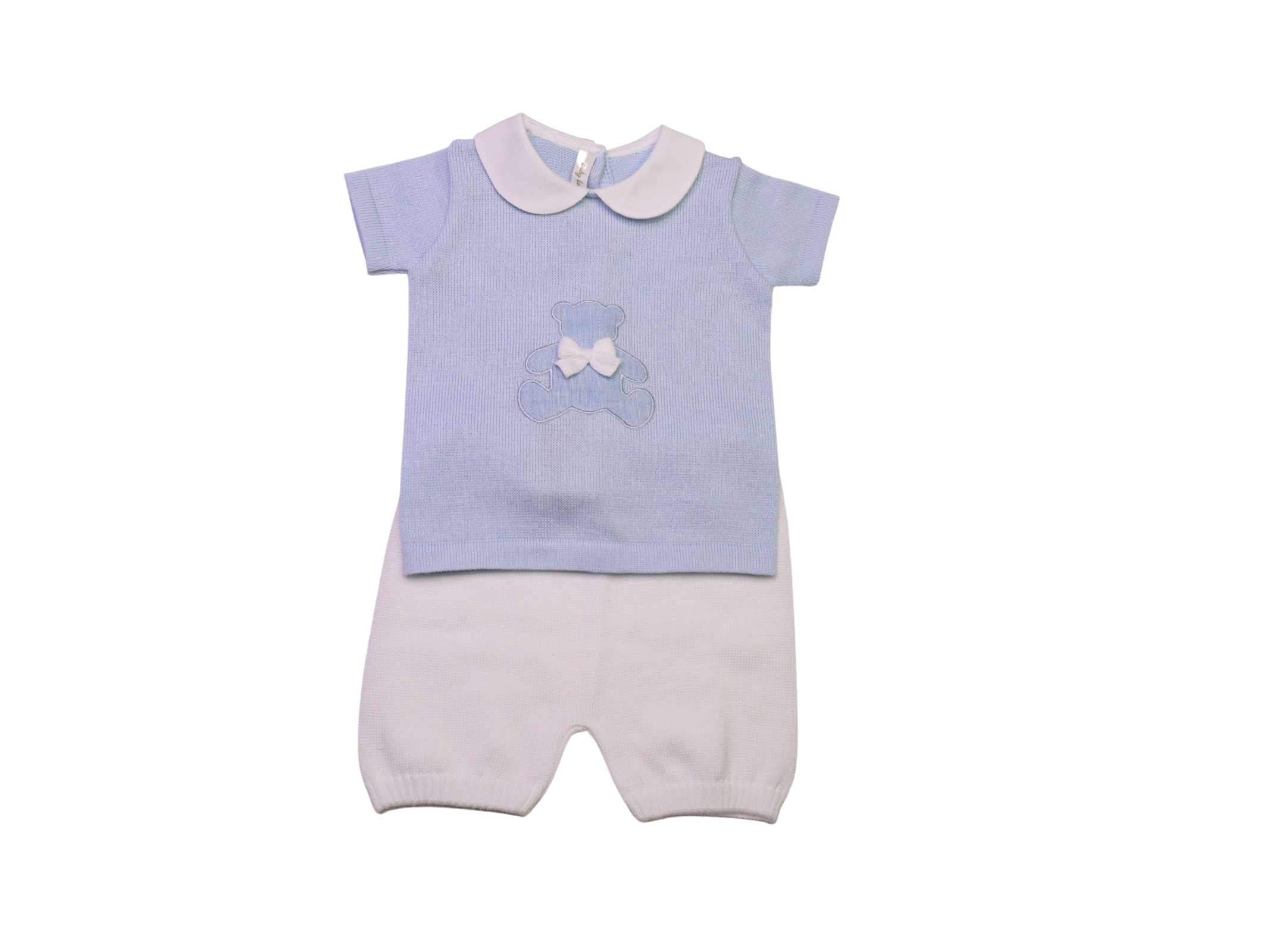 Completo in filo BABY LORD | Completi | CO5921CELESTE