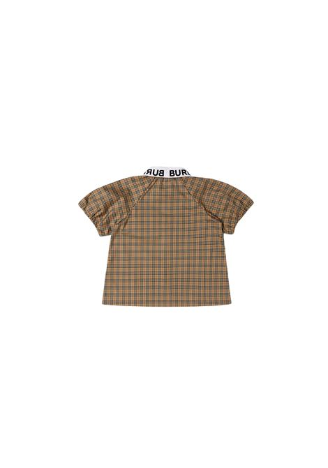 BURBERRY KIDS      8040972CHECK ALL OVER