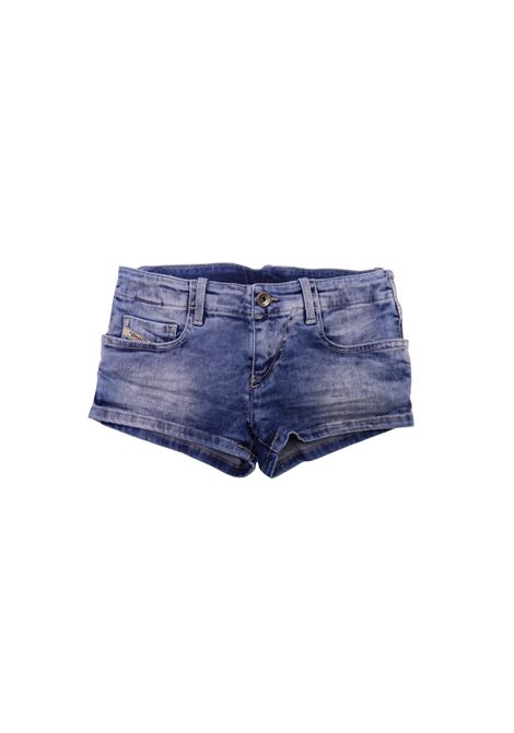 Short in denim DIESEL KIDS | Short | BER3854JEANS