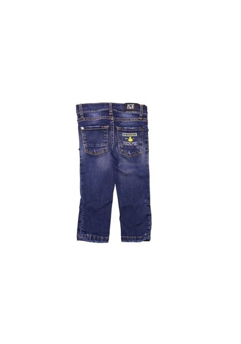 ICEBERG KIDS |  | PAN8916DENIM