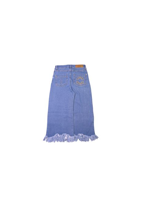PATRIZIA PEPE KIDS |  | PAN8968DENIM