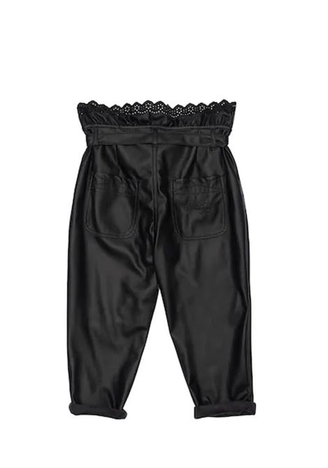 PANTALONI IN ECOPELLE PHILOSOPHY KIDS | Pantaloni | PAN9193NERO