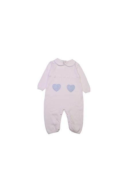 Tutina in filo BABY LORD | Tutine | CO35421CELESTE