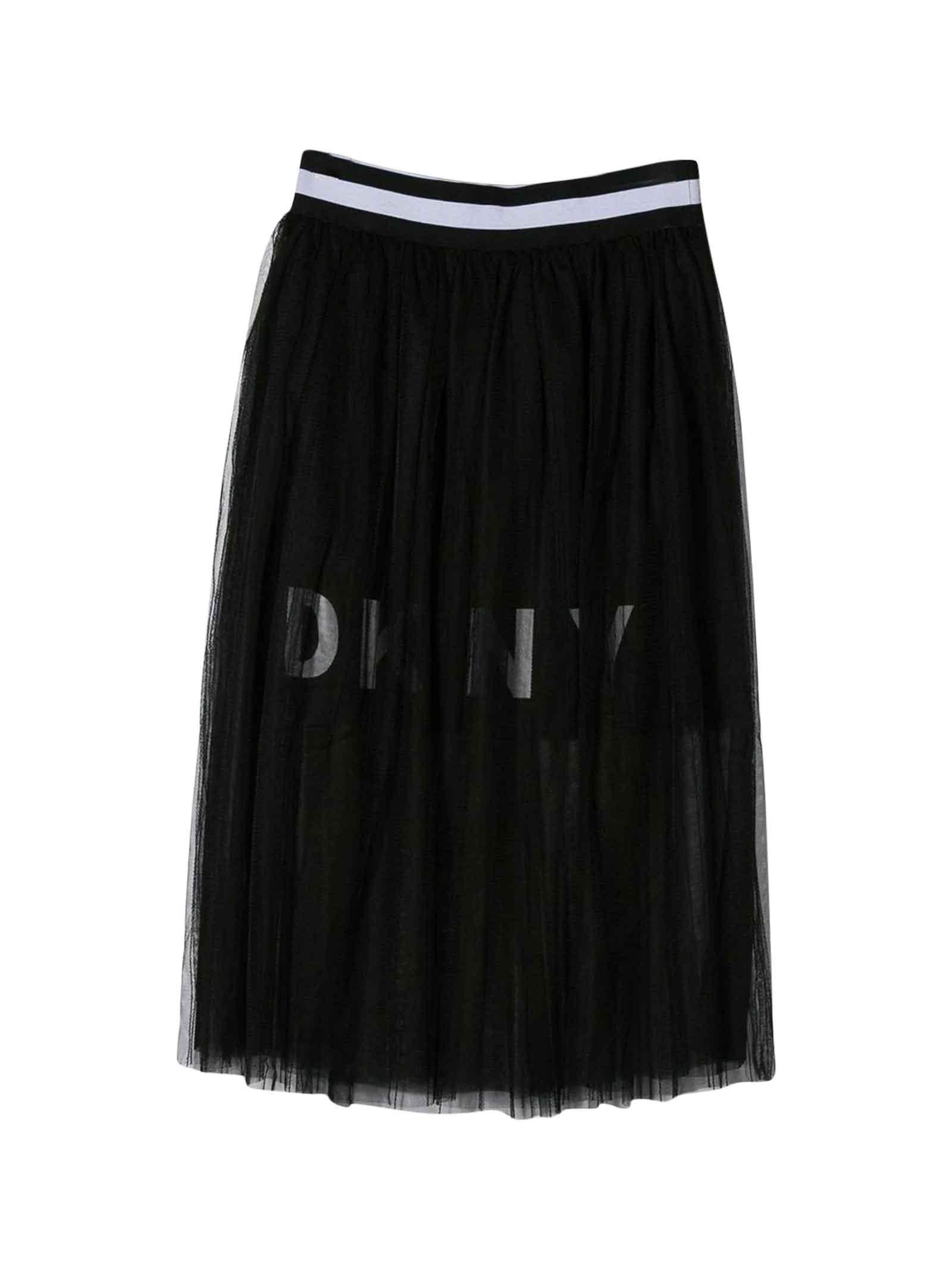 Black skirt DKNY kids  DKNY KIDS | 5032322 | D3355509B