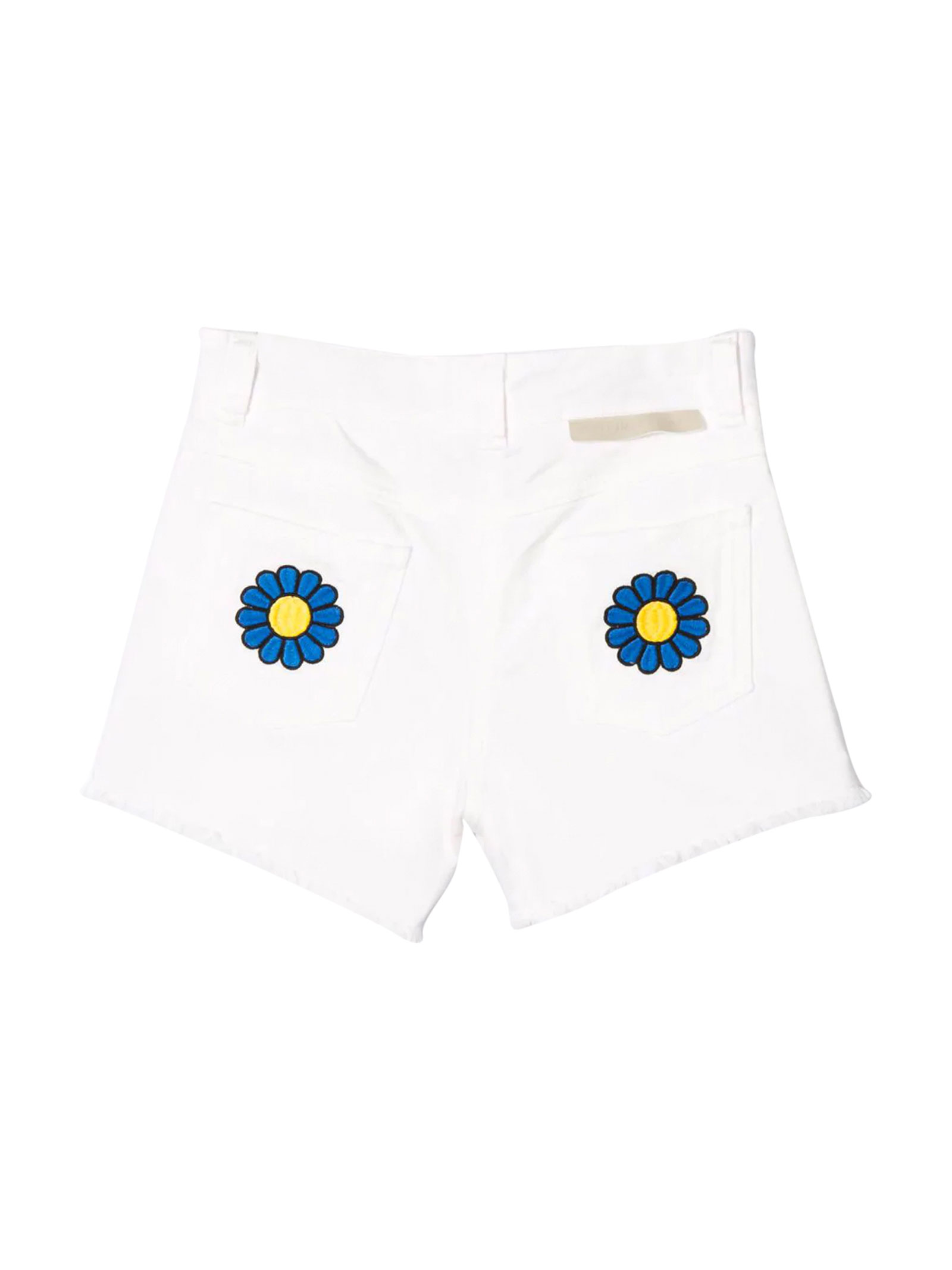 White shorts Stella McCartney kids teen  STELLA MCCARTNEY KIDS | 30 | 588592SOKA19232T