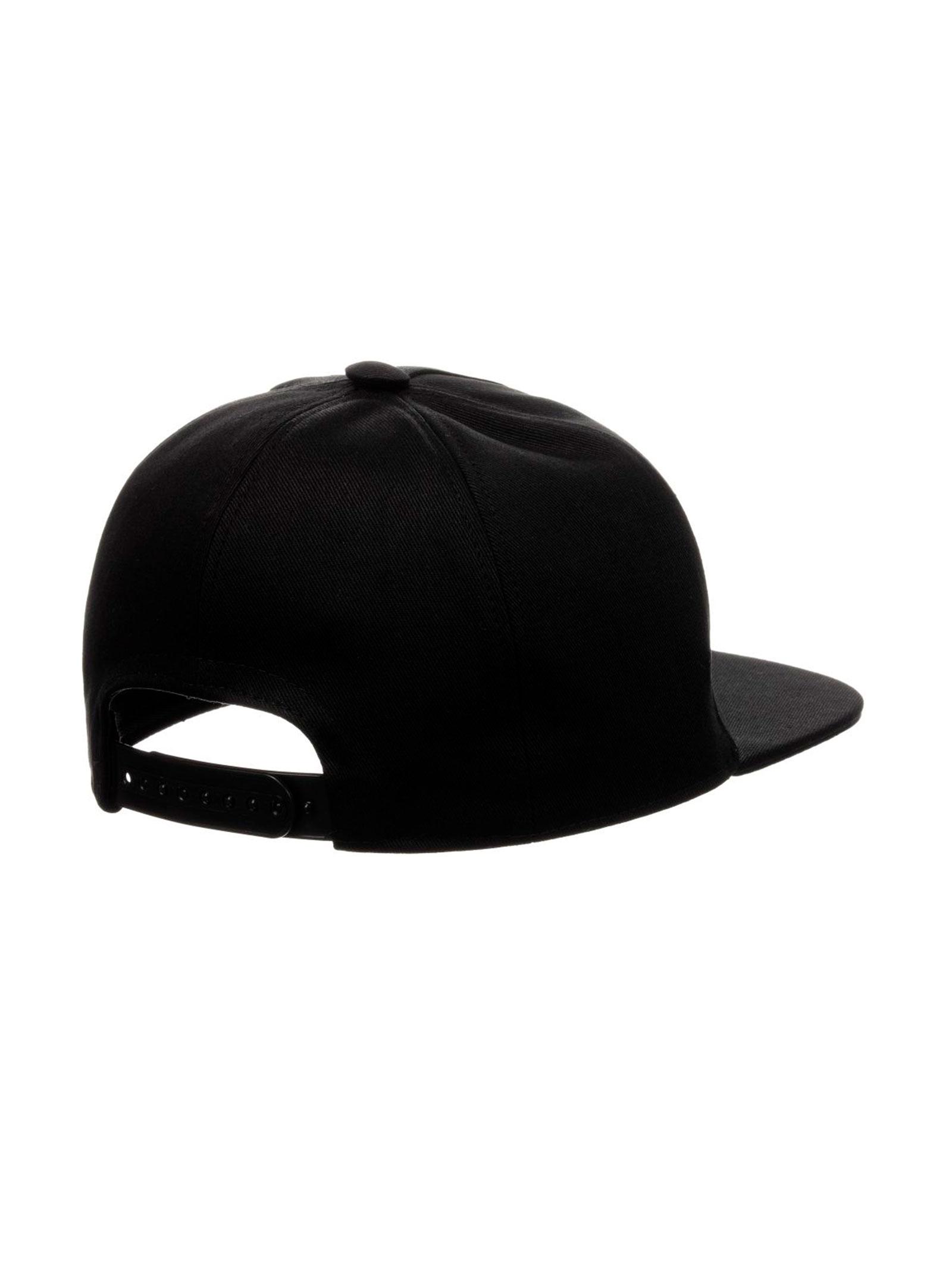 BLACK HAT GIVENCHY KIDS FOR BOY - Givenchy Kids - Mancini Junior cb5f2b6f038