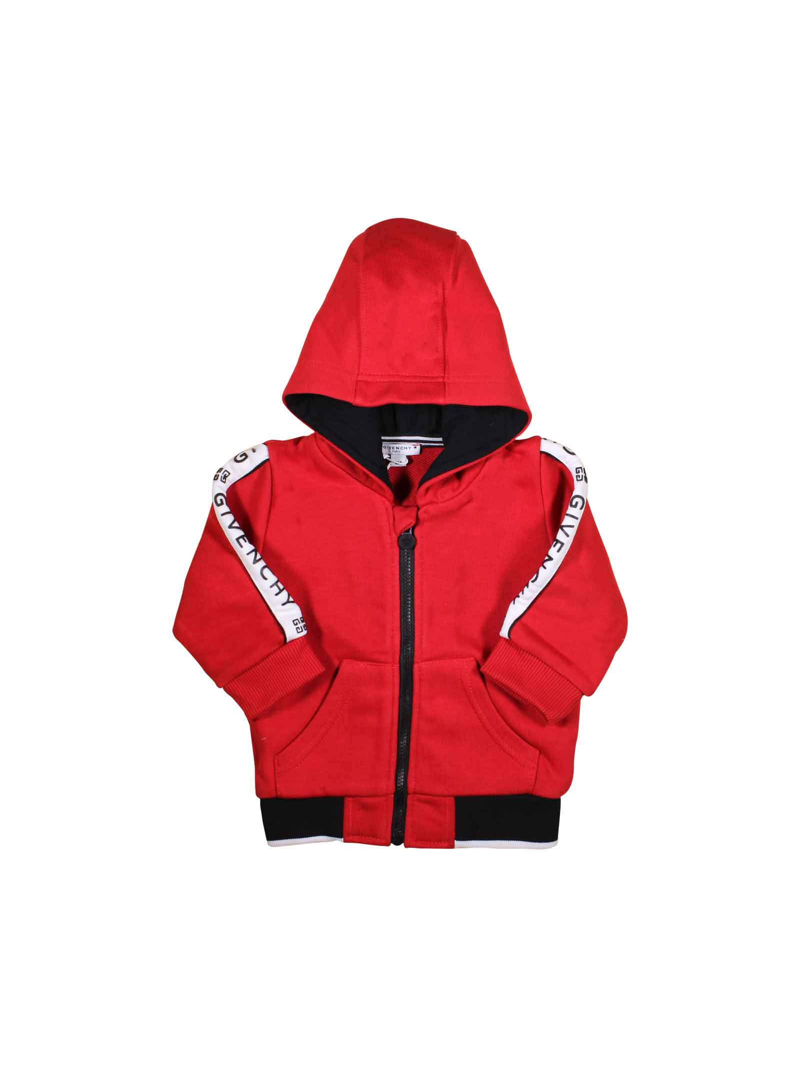 1b319bd1fd ... RED BABY SWEATSHIRT GIVENCHY KIDS Givenchy Kids | -108764232 |  H05066978 ...