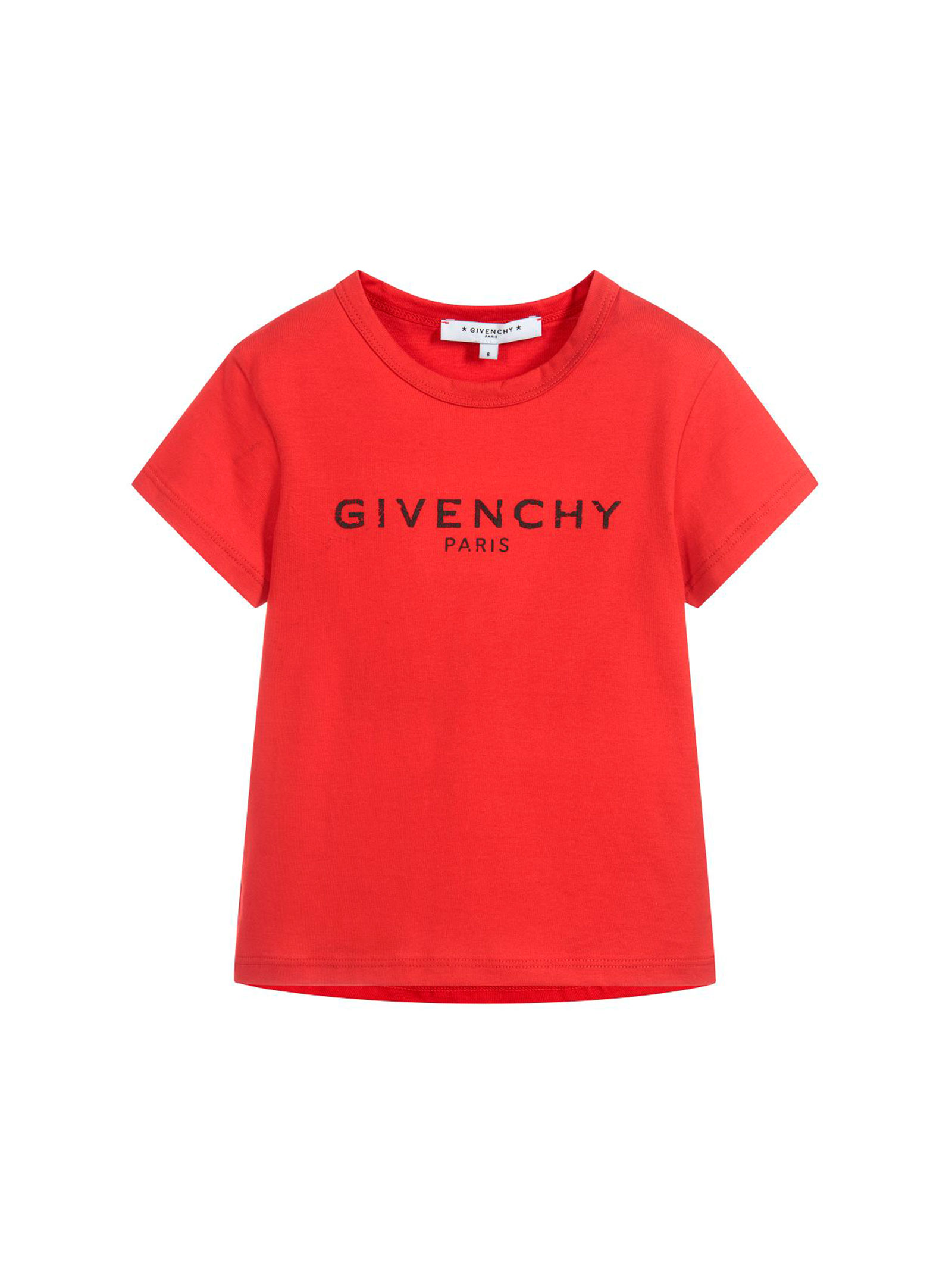 d4a05f89a8 ... RED T-SHIRT GIVENCHY KIDS FOR BOY Givenchy Kids | 8 | H15087991 ...