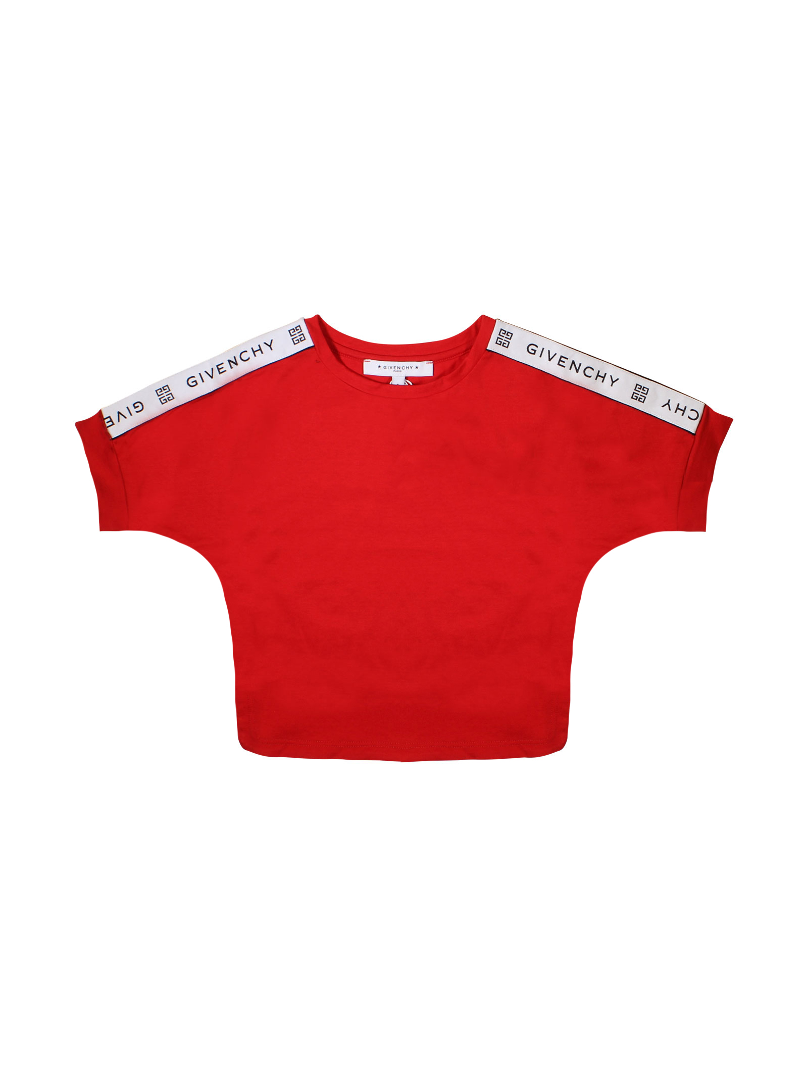 6308df9c ... RED T-SHIRT GIVENCHY KIDS FOR BOY Givenchy Kids | 8 | H15088991 ...