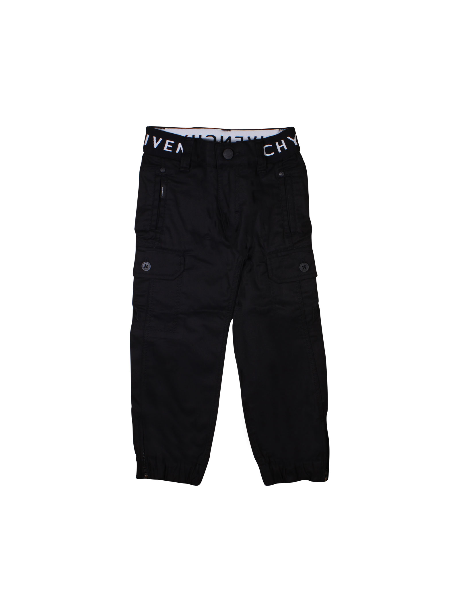 83fe16f44d ... BLACK TROUSERS GIVENCHY KIDS FOR BOY Givenchy Kids | 9 | H2404709B ...