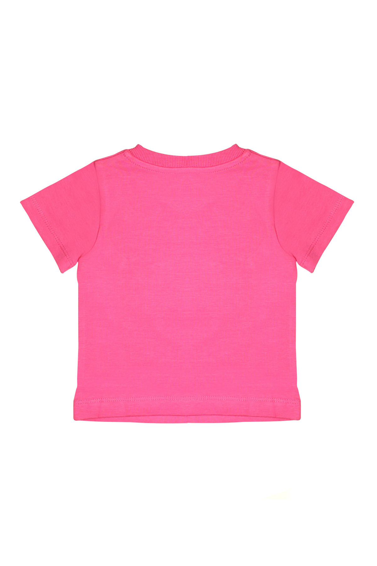 T-SHIRT PINK FOR GIRL MOSCHINO KIDS MOSCHINO KIDS | 8 | MTM01HLBA1050875