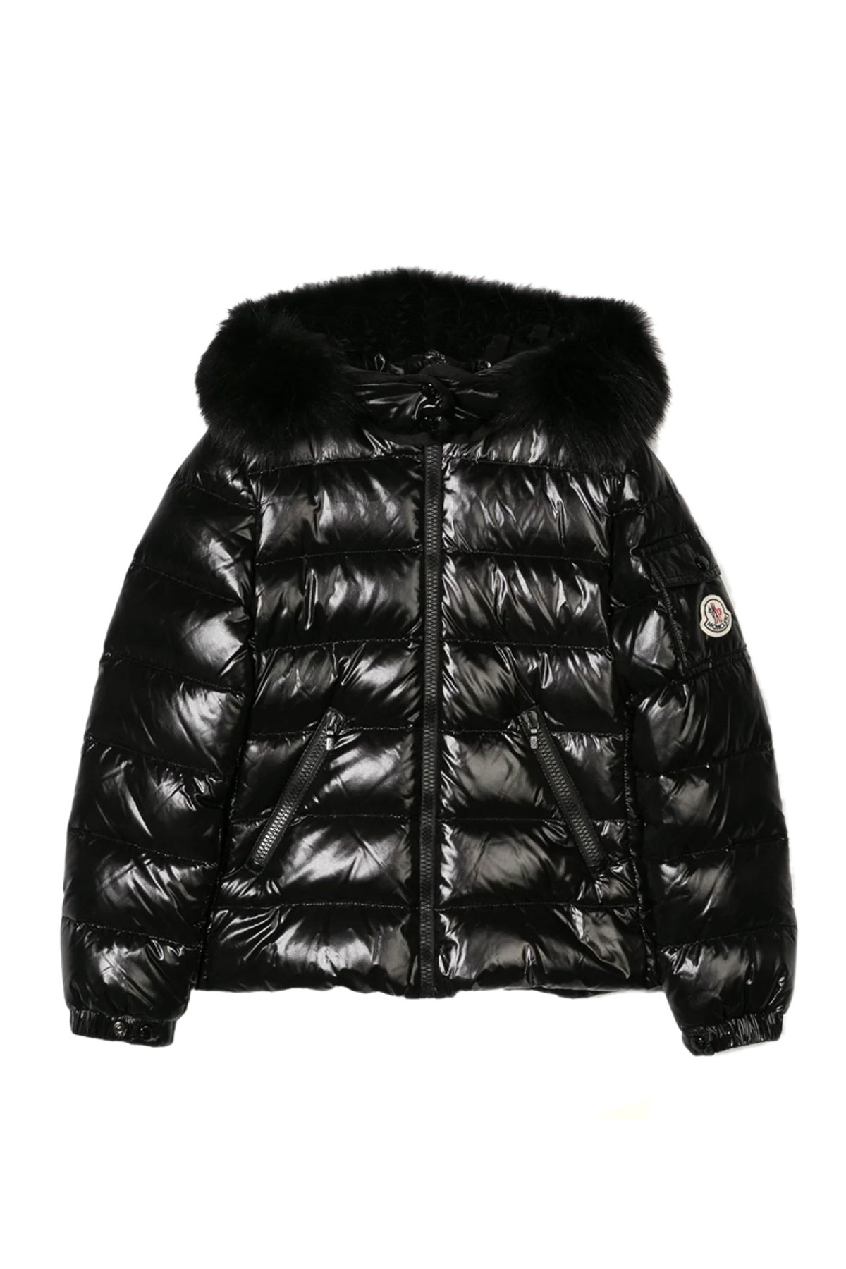 ... BLACK LIGHTWEIGHTJACKET MONCLER KIDS BADY Moncler | 13 | 468862568950999 ...