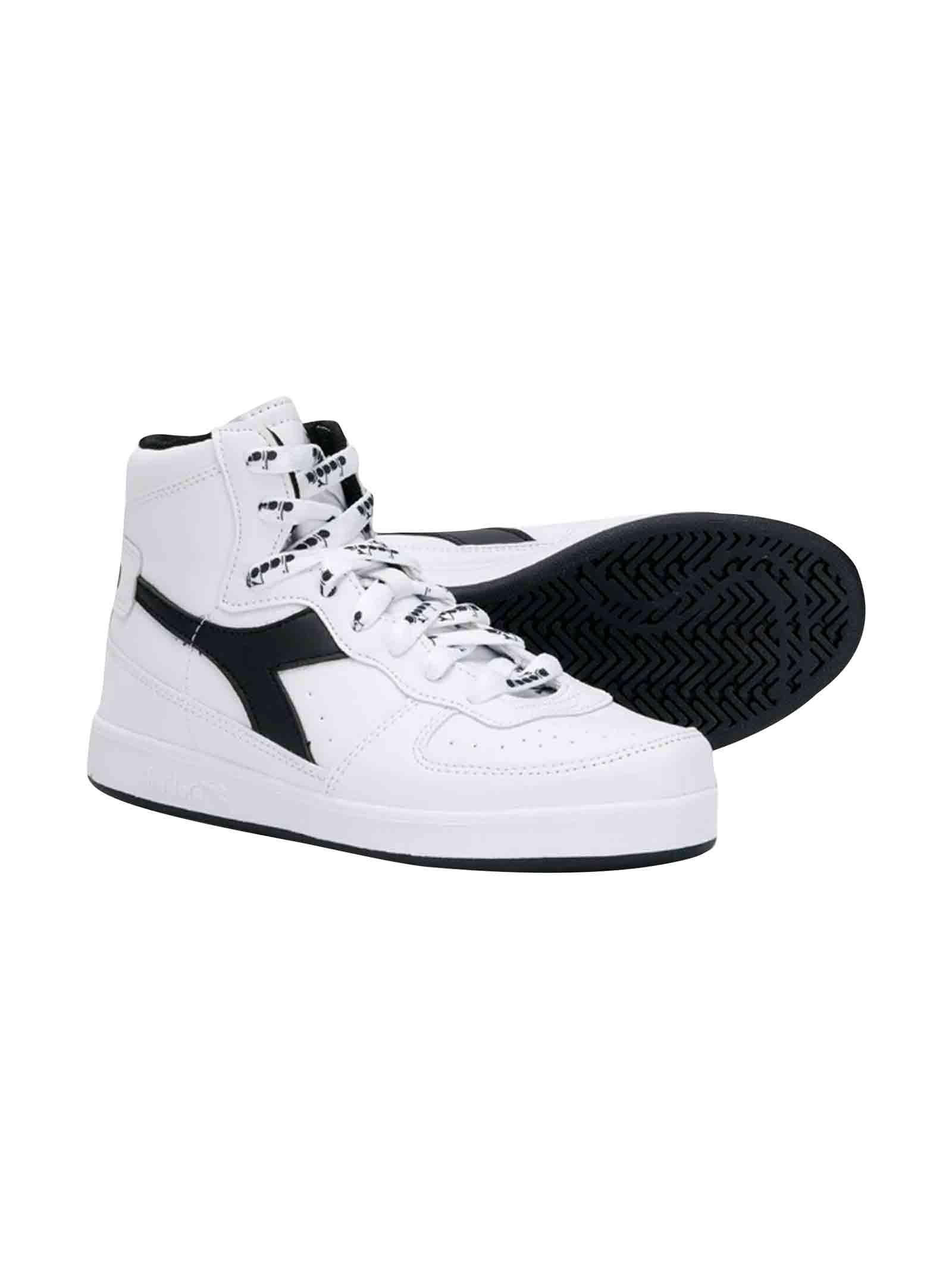 Sneakers bianche Diadora junior teen DIADORA JUNIOR | 12 | 021967200T