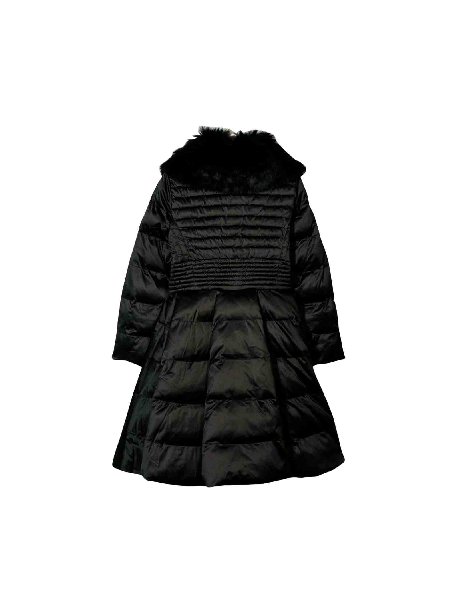 low priced 3498b 757dc Piumino nero Elisabetta Franchi la mia bambina