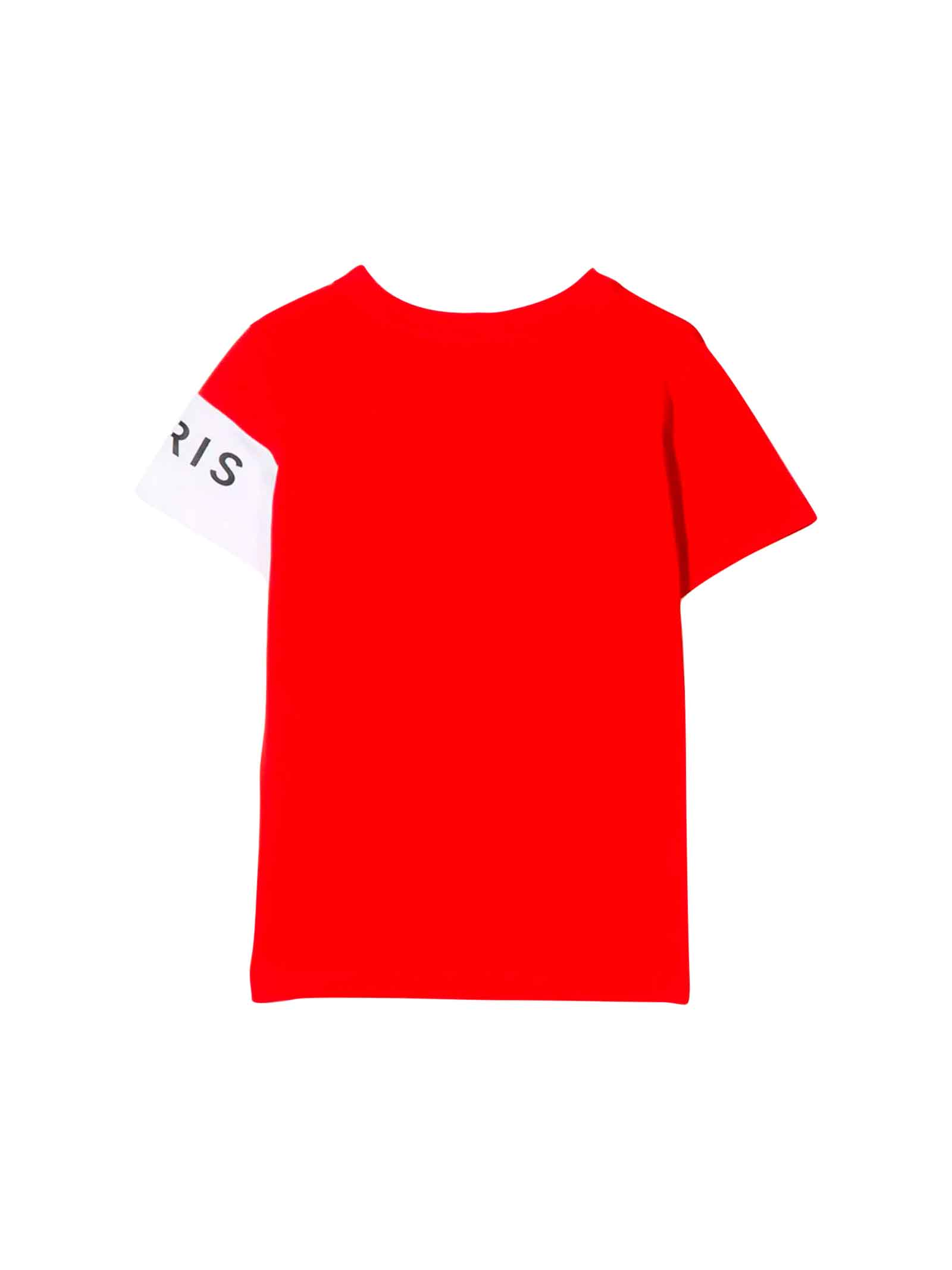 RED T-SHIRT BABY GIVENCHY KIDS  Givenchy Kids | 8 | H25138991