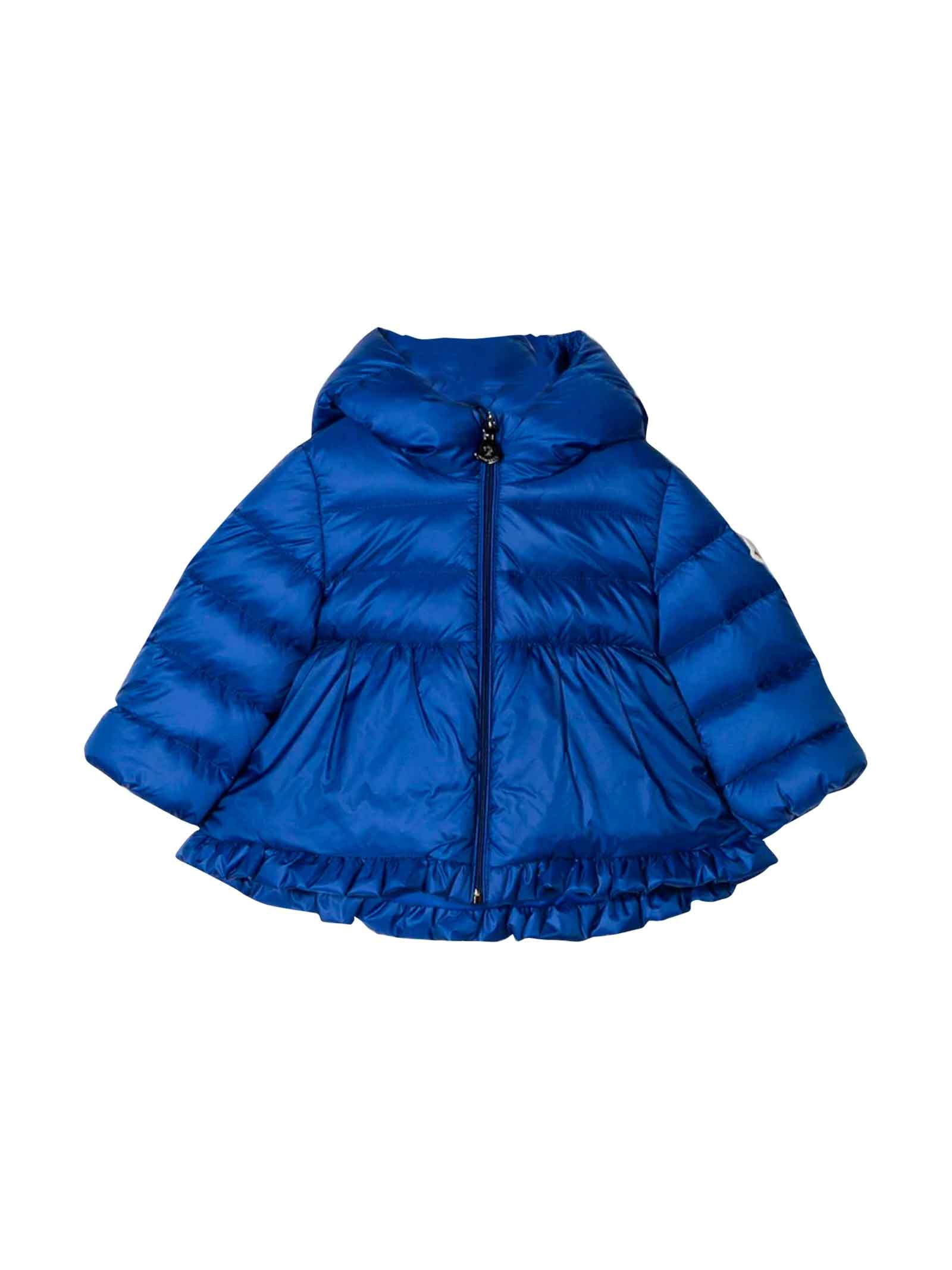 info for eba76 3ced2 Giubbotto blu bambina