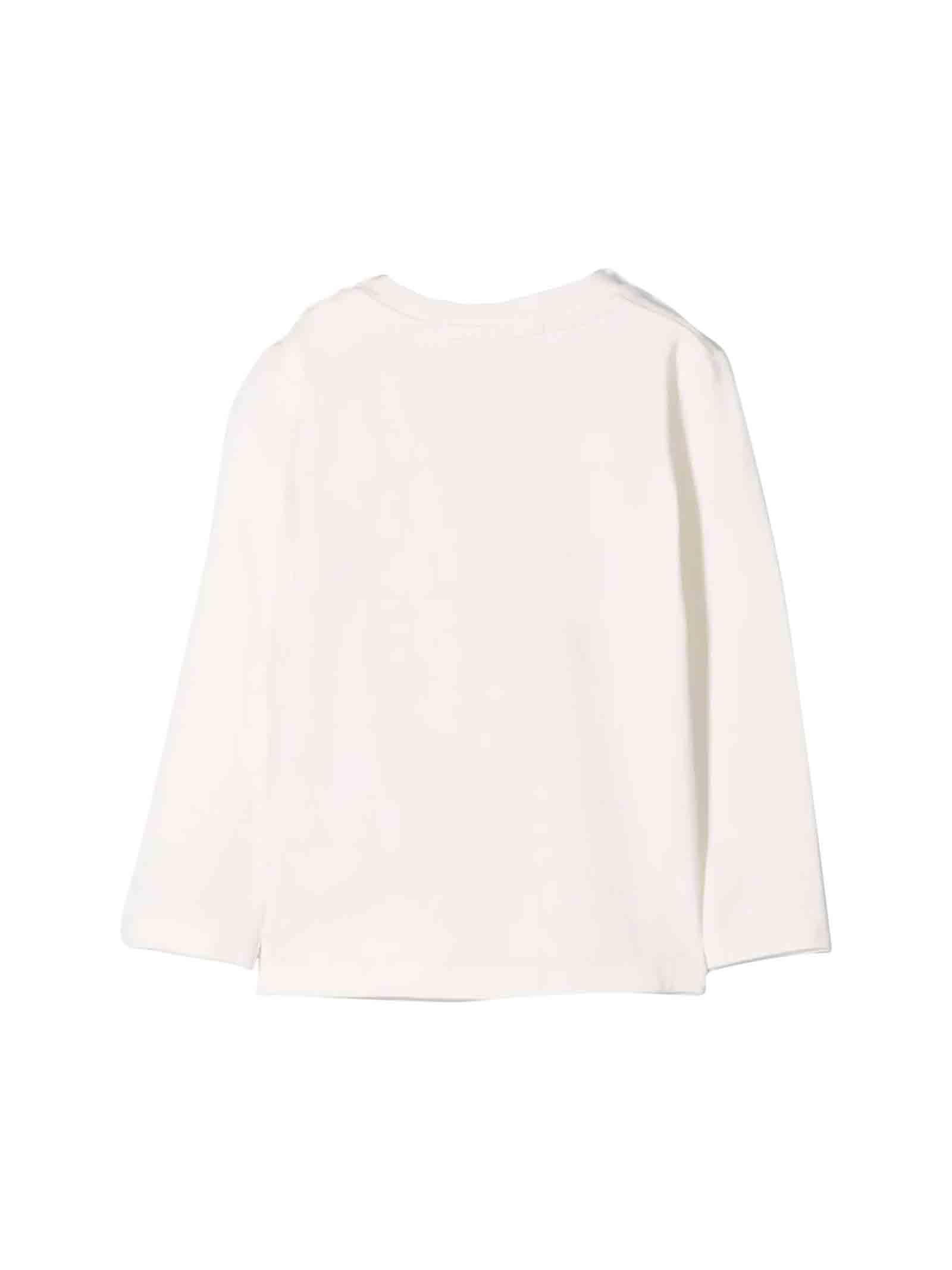 White MSGM kids t-shirt  MSGM KIDS | 7 | 020985002