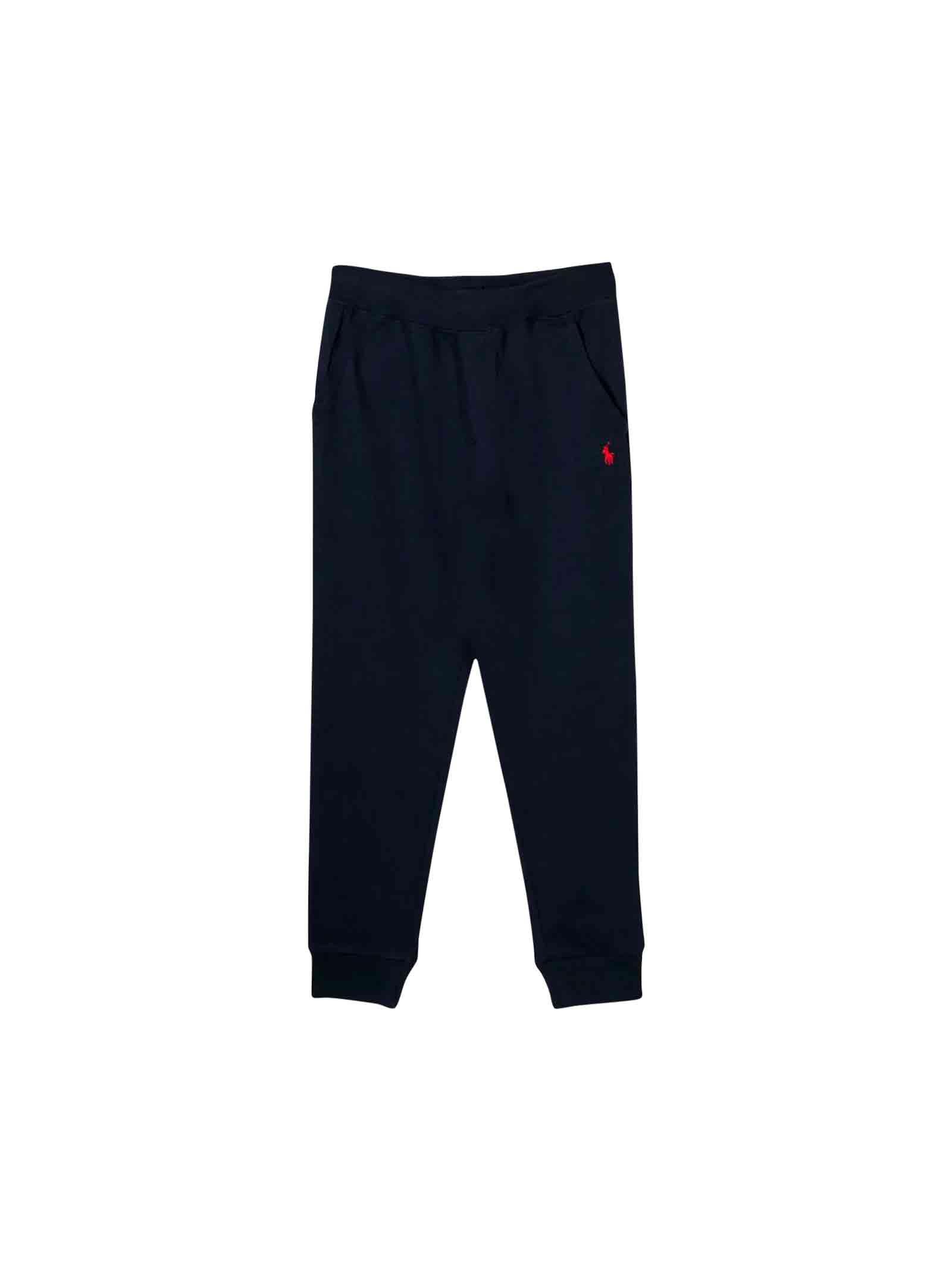 Jogging pants blue Ralph Lauren kids RALPH LAUREN KIDS | 9 | 321737864003