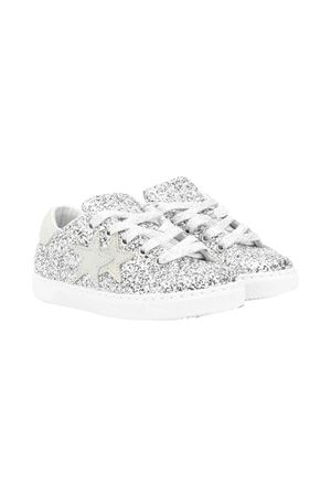 Sneakers silver 2star Kids 2Star kids | 90000020 | 2SB1641ARGENTO/GHIACCIO