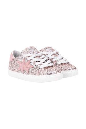 Sneakers 2stars kids teen rosa 2Star kids | 90000020 | 2SB1642ROSAGLITTER