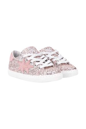 Sneakers 2stars kids rosa 2Star kids | 90000020 | 2SB1642ROSAGLITTERT