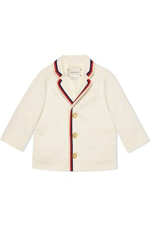 Gucci kids  ivory jacket  GUCCI KIDS | 3 | 591561XWAG59210