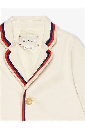 Gucci kids  ivory jacket  GUCCI KIDS   3   591561XWAG59210