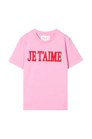 T-shirt rosa Alberta Ferretti kids teen Alberta ferretti kids | 8 | 022146042T