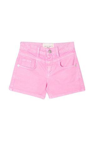 Shorts denim rosa Alberta Ferretti Kids Alberta ferretti kids | 30 | 022150042