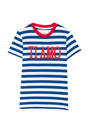 Alberta Ferretti kids striped t-shirt  Alberta ferretti kids | 8 | 022183060