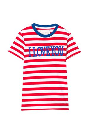 Alberta Ferretti kids striped t-shirt  Alberta ferretti kids | 8 | 022185040