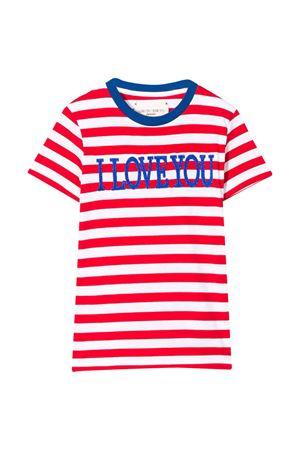 Alberta Ferretti kids striped t-shirt teen Alberta ferretti kids | 8 | 022185040T
