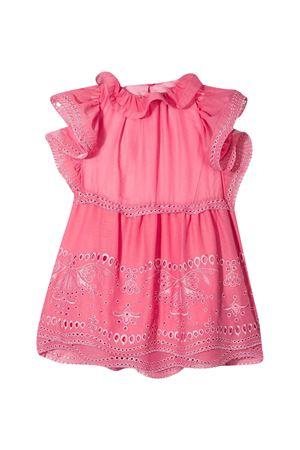 Pink teen dress ALBERTA FERRETTI kids Alberta ferretti kids | 11 | 024256044T