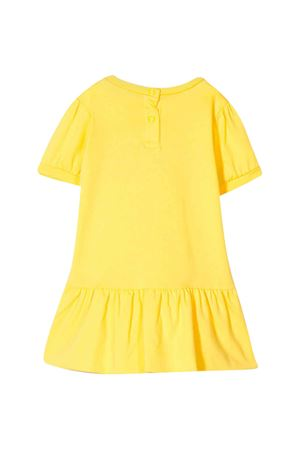 Yellow dress with press Alberta Ferretti Alberta ferretti kids | 11 | 024409020