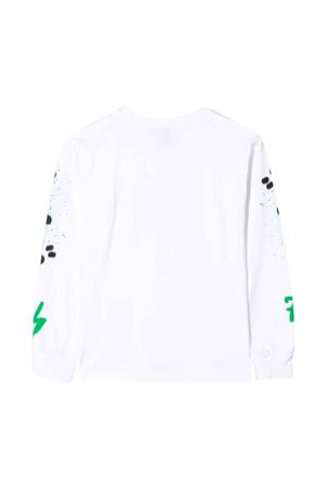 White Araia Kids t-shirt Araia Kids | 8 | TS1028ABIANCO