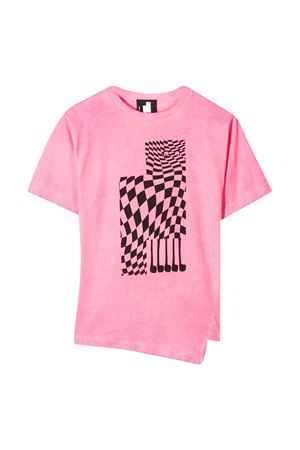 T-shirt rosa Araia Kids Araia Kids | 8 | TS1044AFUCSIA