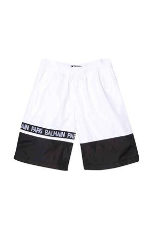 White and black swimsuit Balmain kids BALMAIN KIDS | 85 | 6M0539MX290100NE
