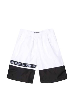 White and black swimsuit Balmain kids BALMAIN KIDS | 85 | 6M0539MX290100NET