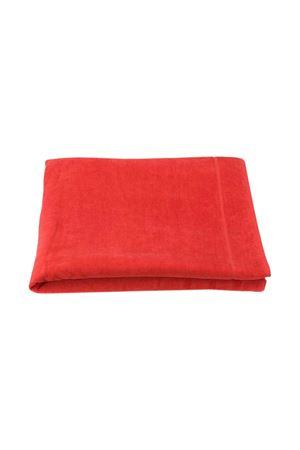 Red beach towel Balmain kids  BALMAIN KIDS | 54 | 6M0709MX470409