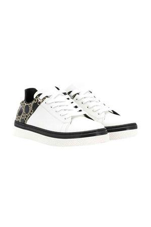 White shoes Balmain kids  BALMAIN KIDS | 12 | 6M0756MX360100NE