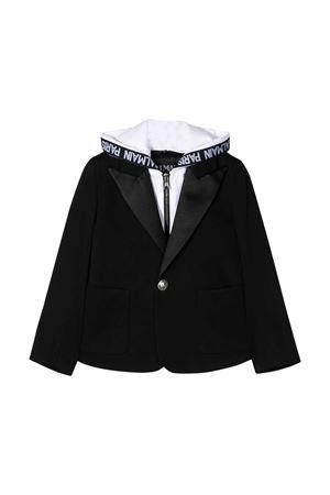 Black blazer Balmain kids  BALMAIN KIDS | 5032278 | 6M2507MC080930NE