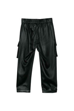 Pantaloni neri Balmain kids BALMAIN KIDS   9   6M6060MC430930