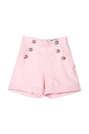 Pink shorts Balmain kids teen  BALMAIN KIDS | 5 | 6M6089MD570505T