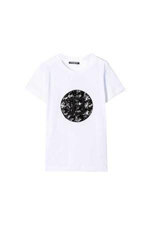 White t-shirt Balmain kids teen  BALMAIN KIDS | 5032319 | 6M8011MX030100T