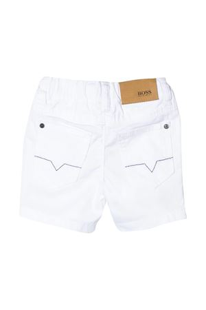 White denim bermuda Boss Kids BOSS KIDS | 5 | J0435810B