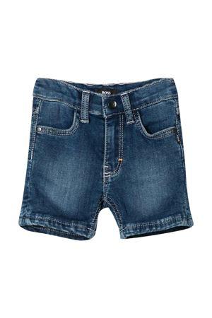 Blue bermuda shorts BOSS kids BOSS KIDS | 30 | J04373Z07