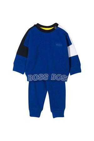 Tuta sportiva con vita elasticizzata BOSS kids BOSS KIDS | 42 | J08038829