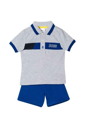 Bicolor two-pieces set BOSS kids BOSS KIDS | 42 | J08039M48
