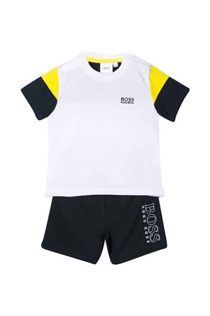 Two-pieces multicolor suit BOSS kids BOSS KIDS | 42 | J08041Z40