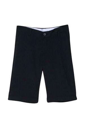 Marine teen striped bermuda shorts BOSS kids BOSS KIDS | 5 | J24648849T